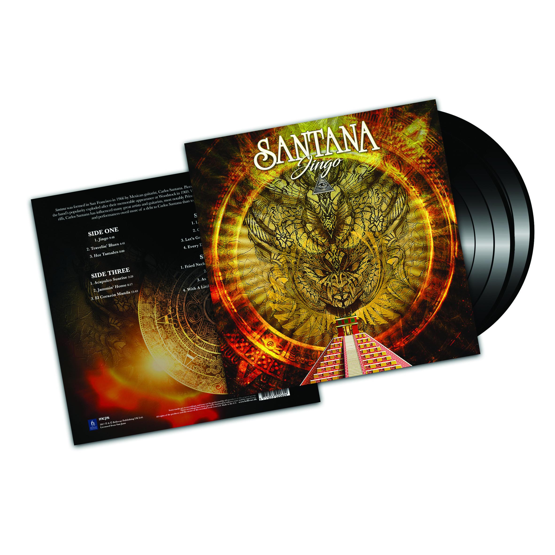 Santana - Jingo (2 LP)