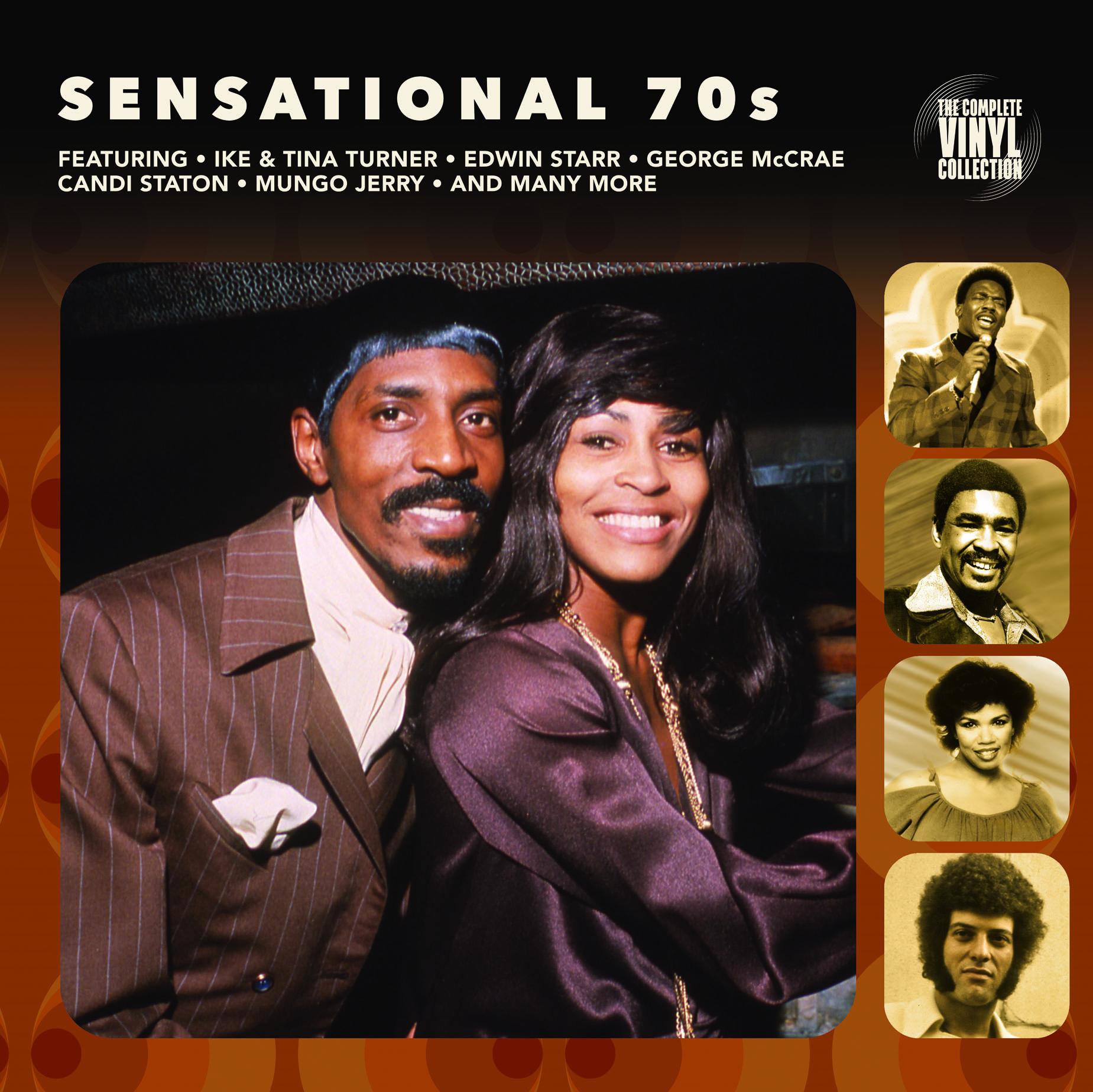 Sensational '70s (LP)