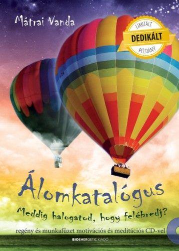 Álomkatalógus - Ajándék meditációs CD-vel!-DEDIKÁLT