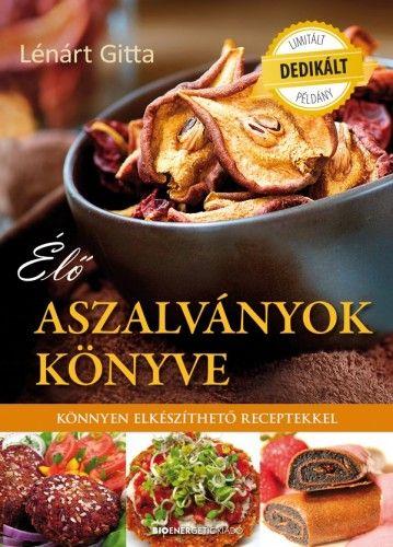 Élő aszalványok könyve - DEDIKÁLT
