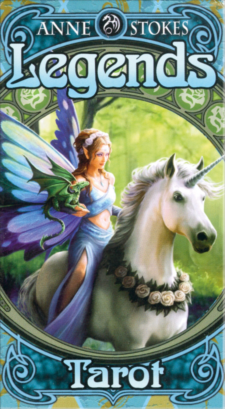 Legends Anne Stokes Tarot