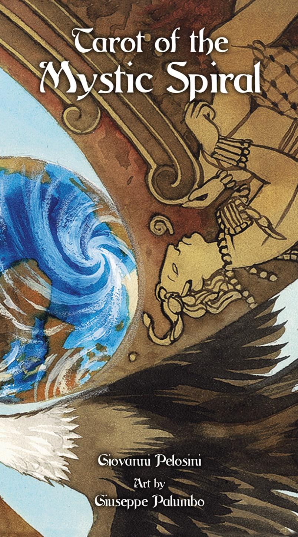 A misztikus spirál tarot-ja (Tarot of the Mystic Spiral)