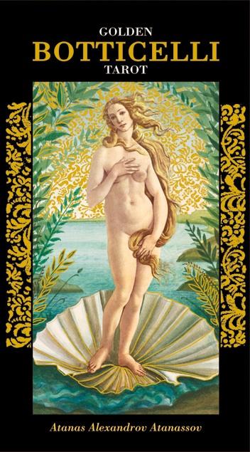 Arany Botticelli tarot