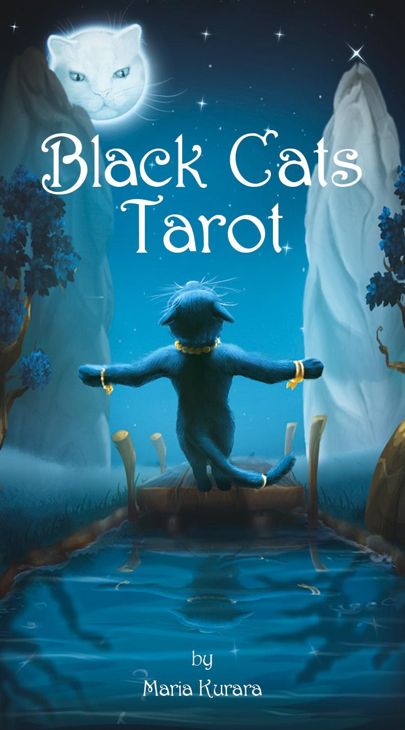 Fekete macskák tarot