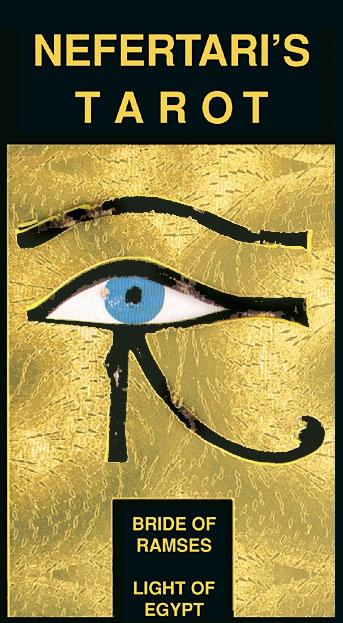 Nefertari tarot-ja