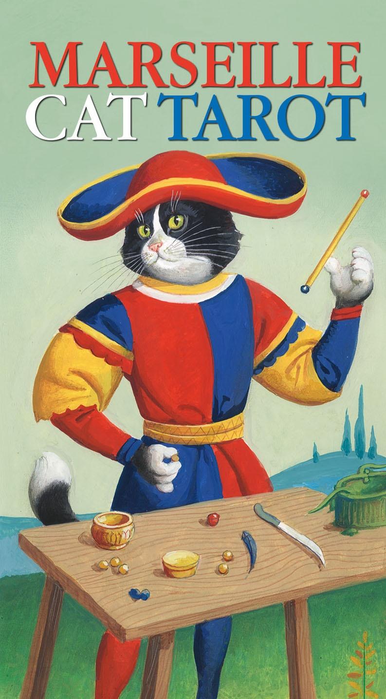 Marseille-i macska tarot
