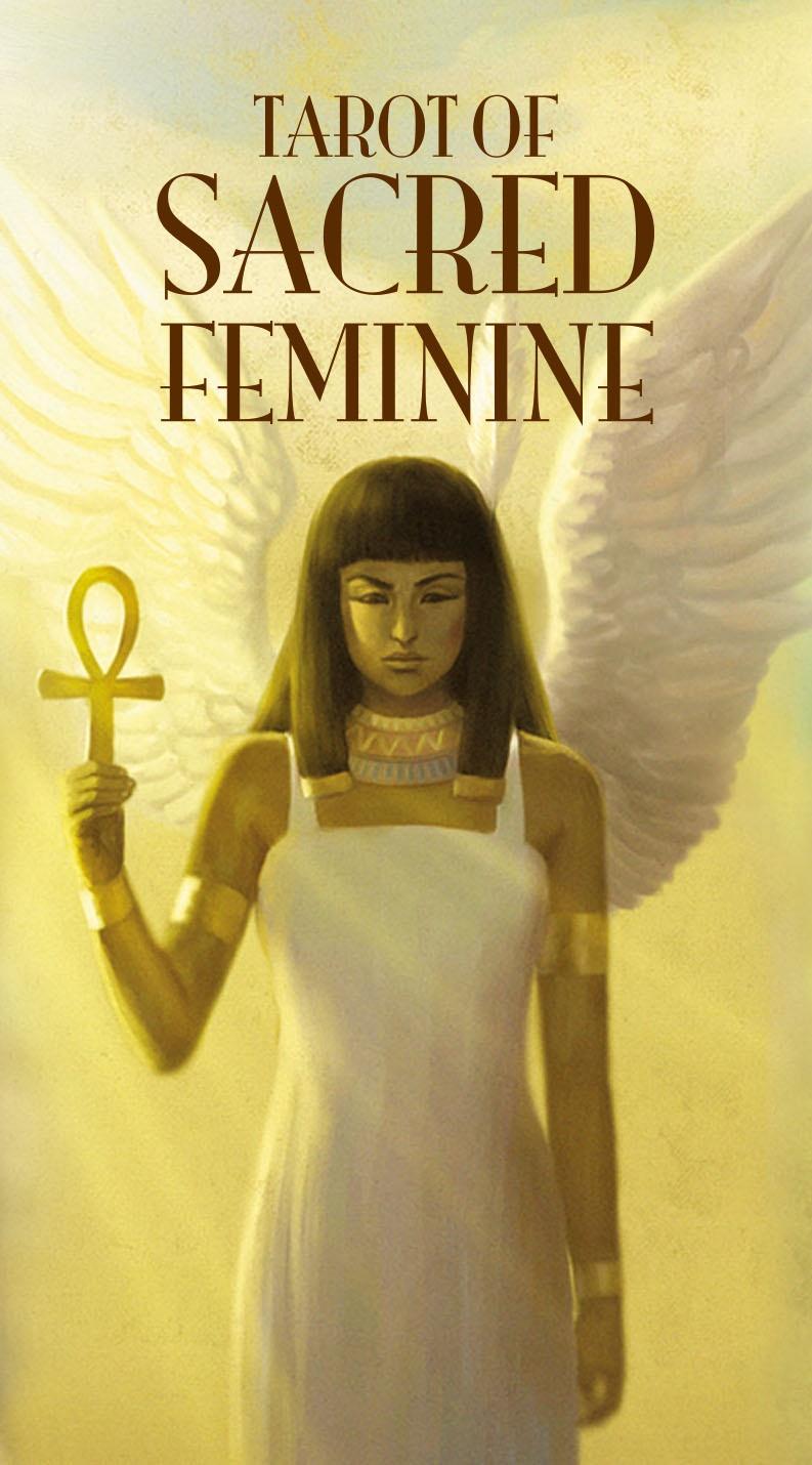 A szent nő tarot-ja