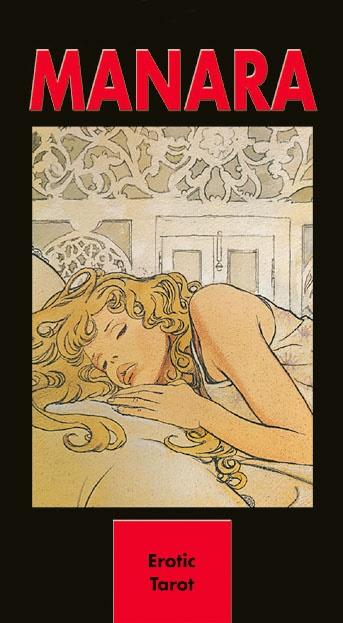 Manara erotikus tarot