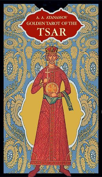 A cár arany tarot-ja