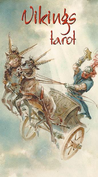 Vikingek tarot-ja