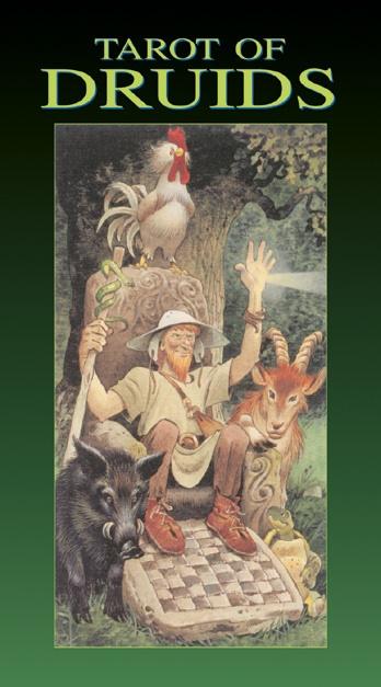 A druidák tarot-ja
