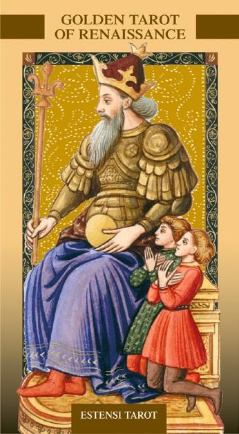 A reneszánsz arany tarot-ja