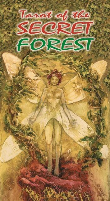 A titkos erdő tarot-ja