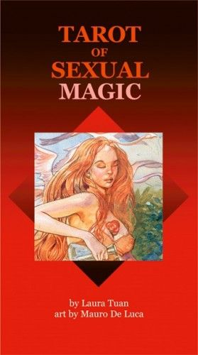 A szexuális mágia tarot-ja - Tarot of Sexual Magic