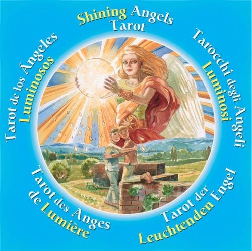 Shining Angels Tarot(round tarot)
