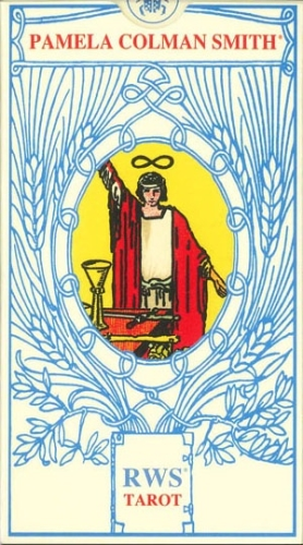 RWS Pamela Colman Smith Tarot