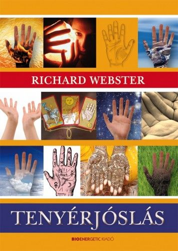Tenyérjóslás - Richard Webster pdf epub