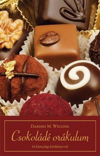 Csokoládé orákulum - Díszdobozban - 44 db kártyalap kézikönyvvel