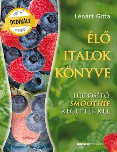 Élő italok könyve - DEDIKÁLT