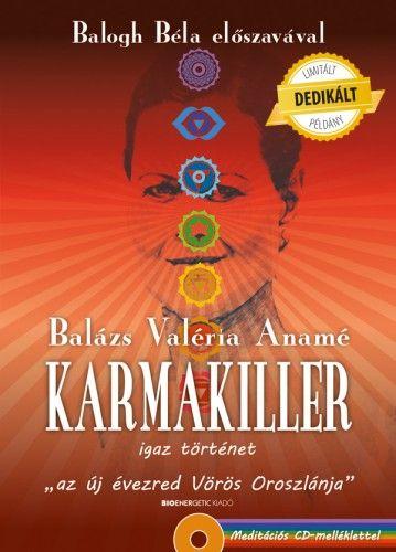 Karmakiller - Ajándék meditációs CD - DEDIKÁLT