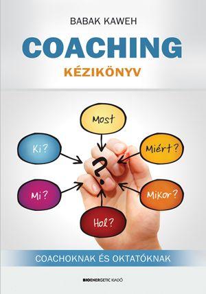 Coaching kézikönyv - Babak Kaweh pdf epub
