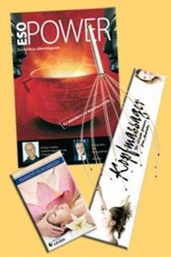 Frissítő fejmasszázs - Ajándék fejmasszírozóval és Esopower magazinnal
