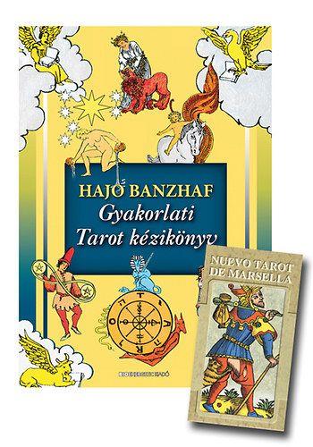 Gyakorlati Tarot kézikönyv - Ajándék Nuevo Tarot De Marsella tarot kártyával