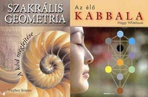 Szakrális geometria - Az élő kabbala - Akciós csomag 6.