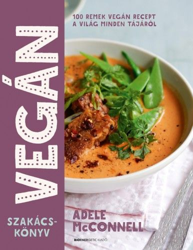 Vegán szakácskönyv