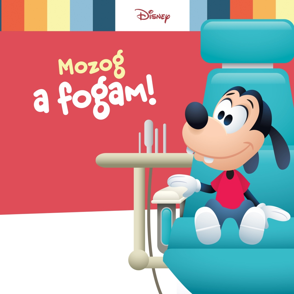 Disney Baby - Mozog a fogam!
