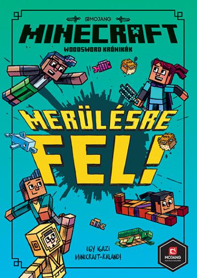 Minecraft - Merülésre fel! - Woodsword Krónikák 3.