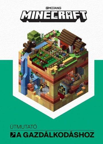 Minecraft - Útmutató a gazdálkodáshoz -  pdf epub