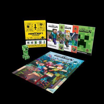 Minecraft - Teljes gyűjtemény felfedezőknek
