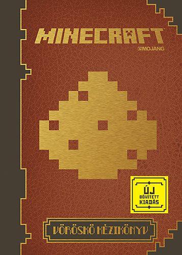 Minecraft - Vöröskő kézikönyv (új bővitett kiadás)