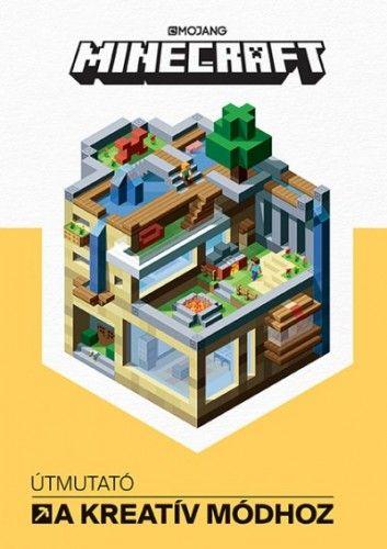 Minecraft - Útmutató a kreatív módhoz -  pdf epub
