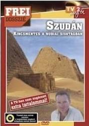 Frei dosszié - Szudán - DVD