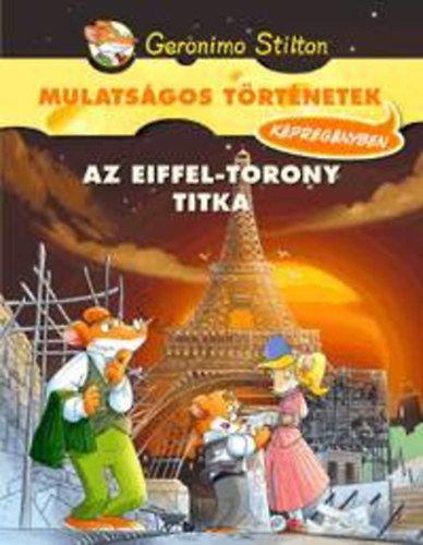 Az Eiffel-torony titka - Geronimo Stilton pdf epub