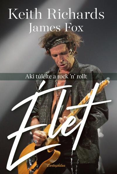 Élet - James Fox pdf epub
