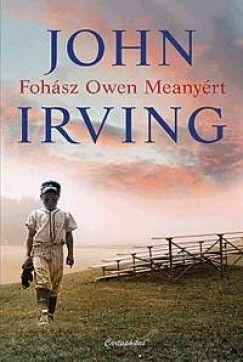 Fohász Owen Meanyért - John Irving pdf epub
