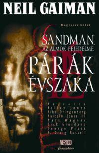 Sandman, az Álmok Fejedelme 4. - Párák évszaka