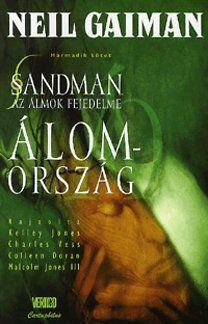 Sandman, az Álmok Fejedelme 3.: Álomország - Neil Gaiman pdf epub