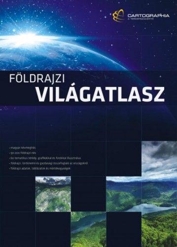 Földrajzi Világatlasz -  pdf epub