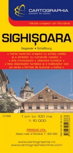 Sighisoara - 1:10 000