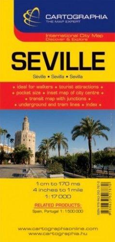 Sevilla City Map