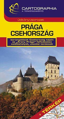 Prága, Csehország útikönyv