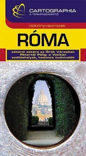 Róma útikönyv
