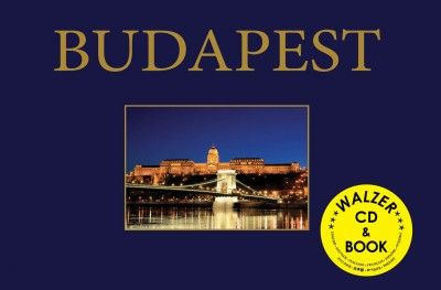 Budapest + Walzer CD and Book