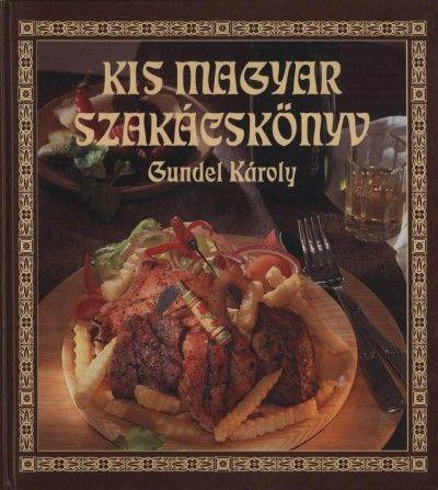 Hungary kis könyv+ gundel szakácskönyv