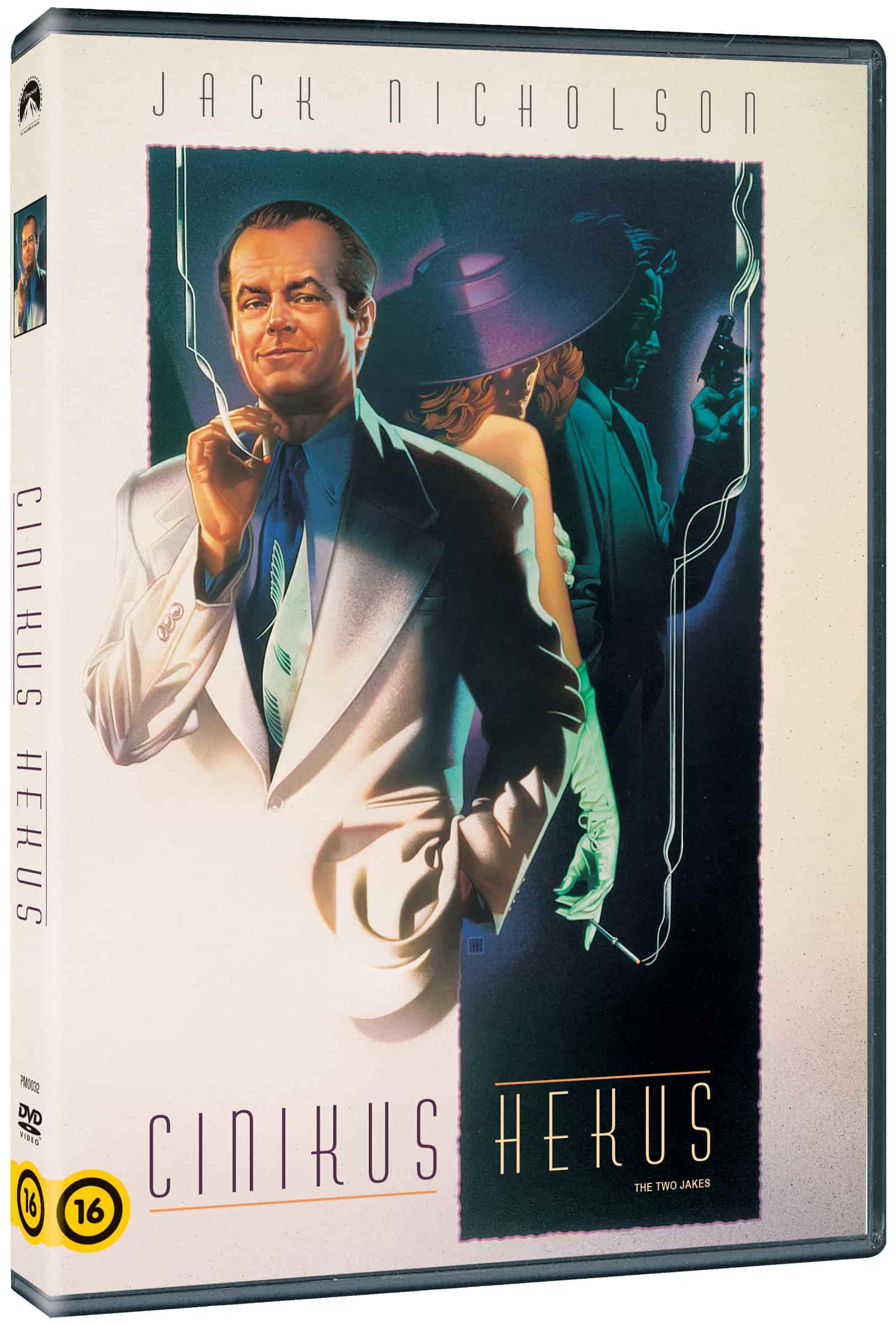 Cinikus hekus - DVD