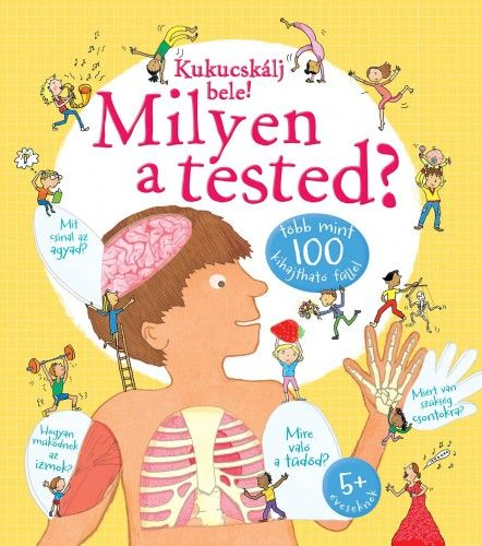 Milyen a tested? - Louie Stowell pdf epub